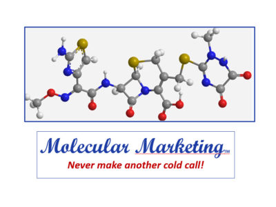 Molecular Marketing – How to Never Make a Cold Call Again