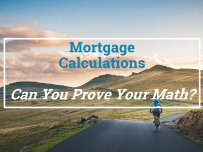Mastering Mortgage Math